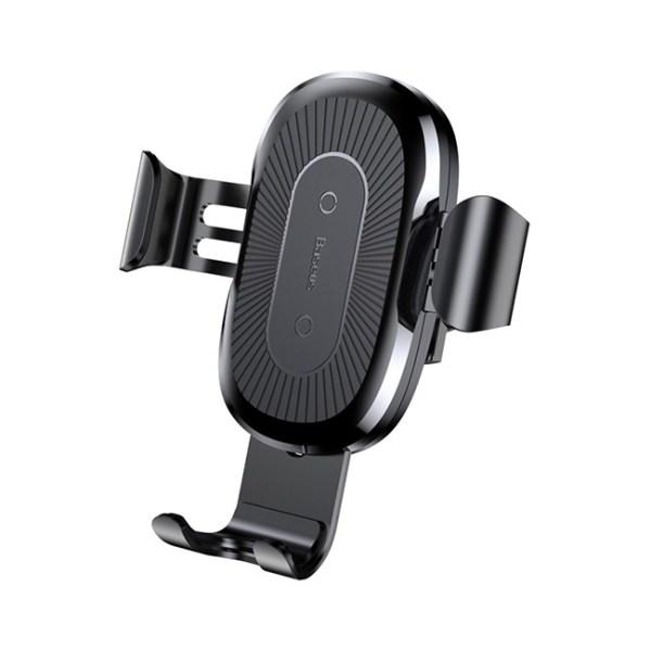 Baseus Gravity 10W Car Mount Wireless Charger 3