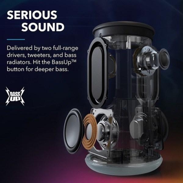 Anker Soundcore Flare Portable Waterproof Speaker 3