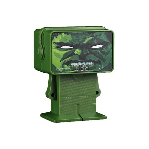 Remax RPL 20 Avenger Series 10000mAh Power bank Hulk