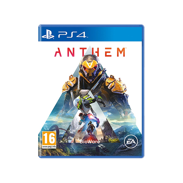 Anthem PS4 Game Price in Sri Lanka Buy Online at cyberdeals.lk