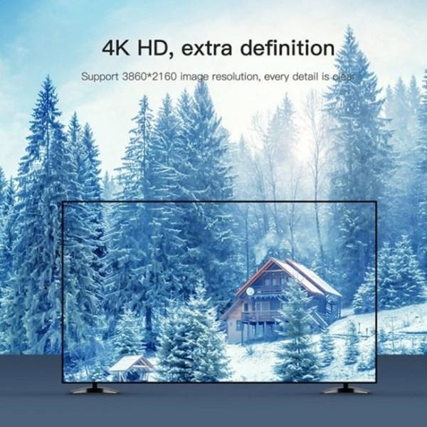Baseus Enjoy Series Type C to HDMI2 PD Hub Adapter 1