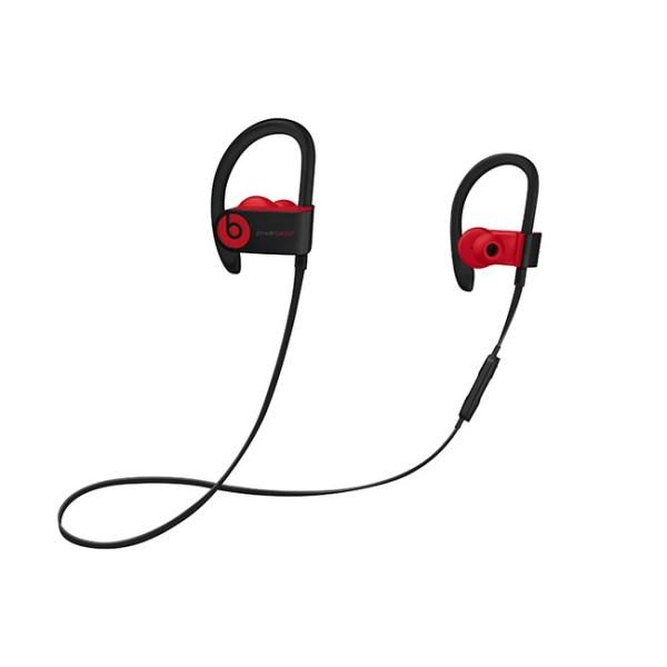 Beats Powerbeats3 Wireless Earphones Black Red