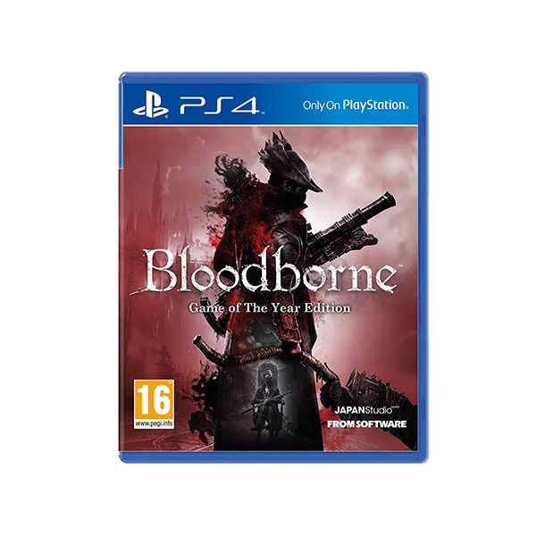 Bloodborne GOTY Edition PS4 Game Price in Sri Lanka Buy Online at cyberdeals.lk