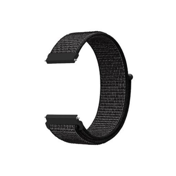 Greatcase 22mm Universal Smart Watch Nylon Sport Loop Band price in sri lanka - cyberdeals.lk