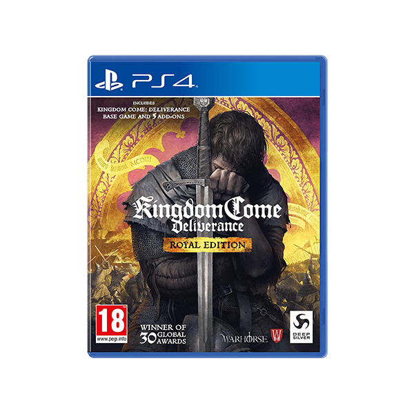 Kingdom Come Deliverance Royal Edition PS4 Game Price in Sri Lanka Buy Online at cyberdeals.lk