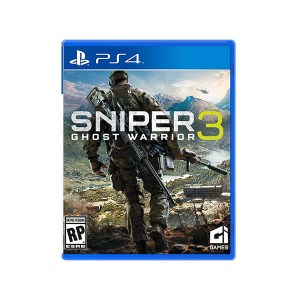 Sniper Ghost Warrior 3 PS4 Game Price in Sri Lanka Buy Online at cyberdeals.lk