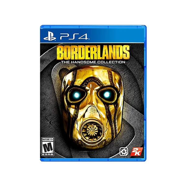 Borderlands: The Handsome Collection - PS4 Game price in sri lanka buy playstation 4 games online at cyberdeals.lk