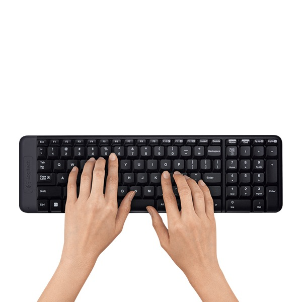 Logitech MK220 Wireless Keyboard and Mouse Combo price in sri lanka buy online at cyberdeals.lk
