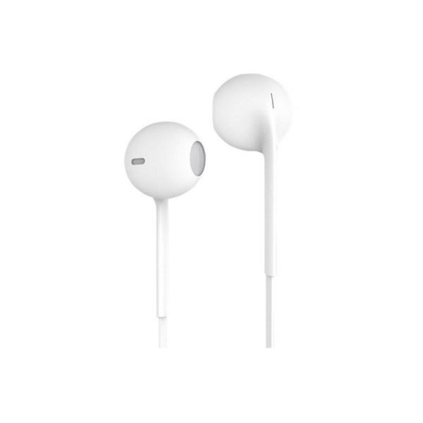 Vidvie HS604 Wired Earphones White