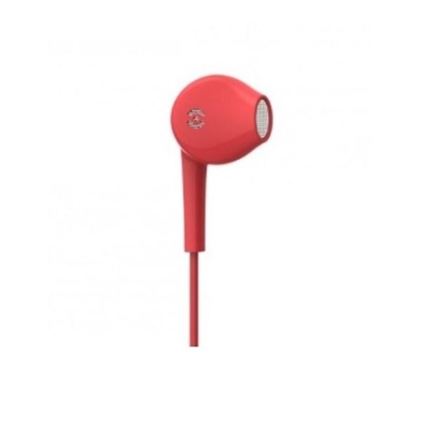 Vidvie HS623 Wired Earphones Red