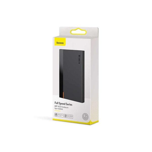 Baseus Full Speed Series 2.5 HDD Enclosure 7