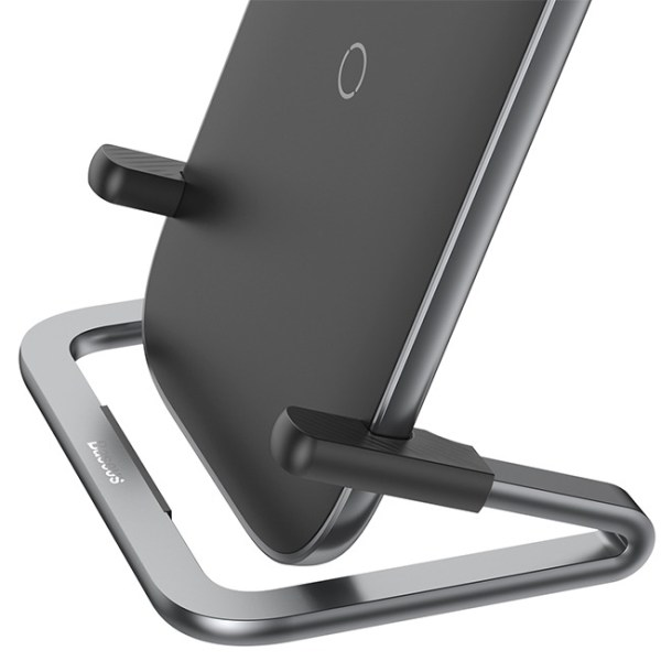 Baseus Rib 15W Horizontal and Vertical Holder Wireless Charger 2