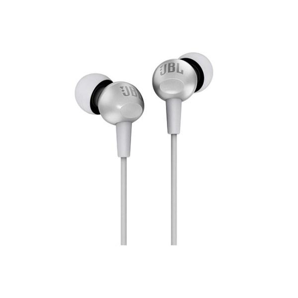 JBL C200SI In Ear Earphones Grey