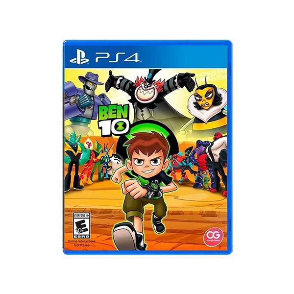 Ben 10 - PlayStation 4 Game price in sri lanka buy online at cyberdeals.lk