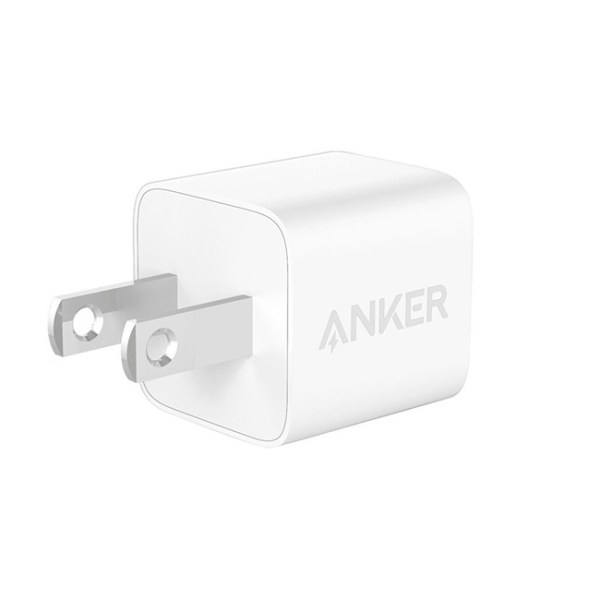 Anker PowerPort 18W PD Nano Type C Wall Fast Charger 1