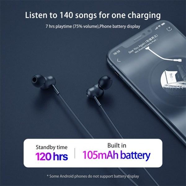 Nillkin E4 Sports Neckband Wireless Earphones 6
