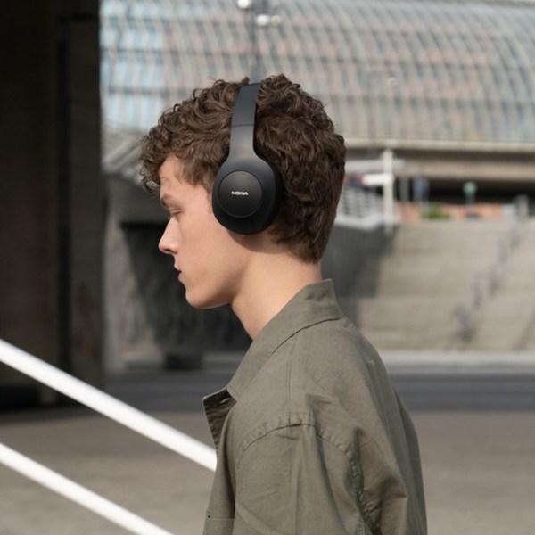 Nokia E1200 Essential Wireless Headphones 5