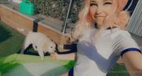 2020-08-10_Belle_With_Her_Dog-reddit-edit-iaomoOyL.mp4