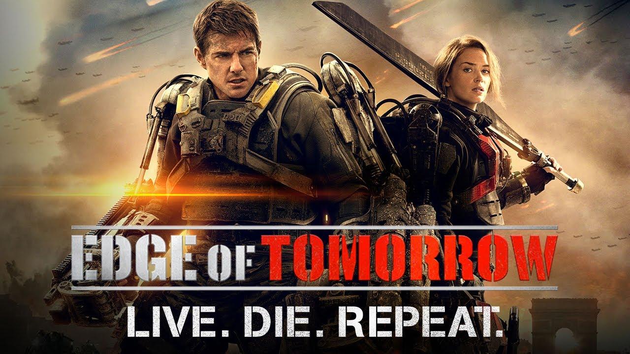 Edge of Tomorrow 2014 banner HDMoviesFair