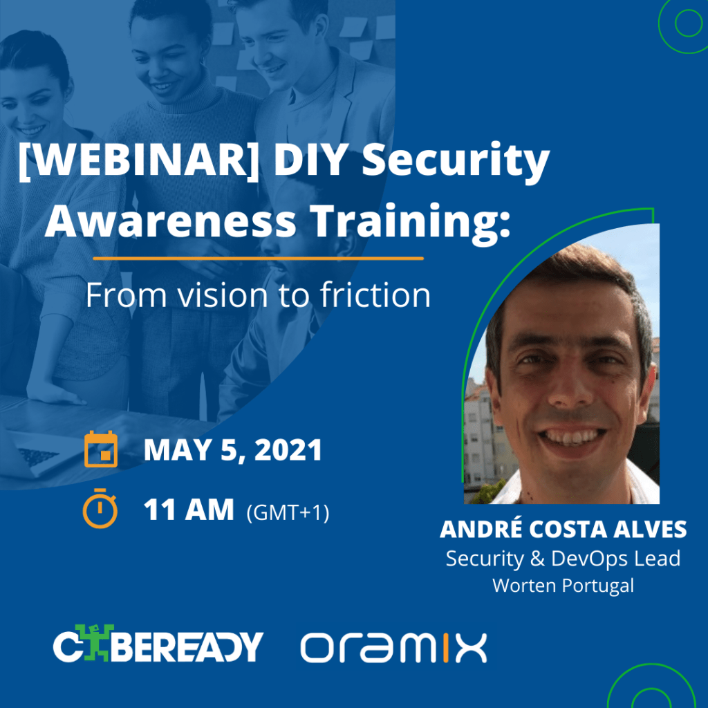 The Do-It-Yourself (DIY) Security Awareness Training Approach: From vision to friction