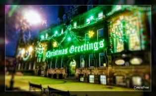 Sign of Christmas