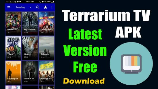 Terrarium TV APK Download