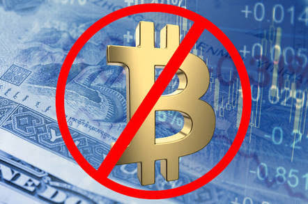 Bitcoin Banned in India