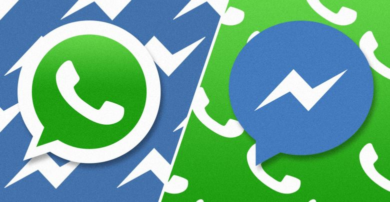 whatsapp feature to messenger