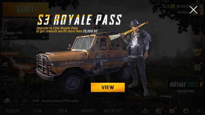 pubg royale pass