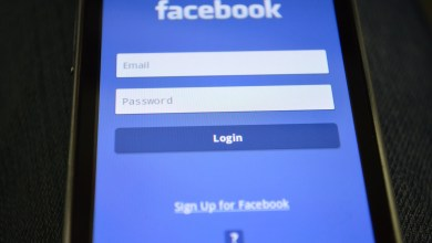 Hacked Facebook logins
