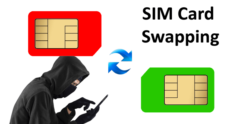 what is sim swapping
