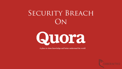 Quora security breach
