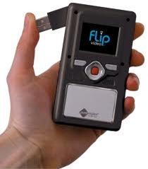 Flip-Video camera