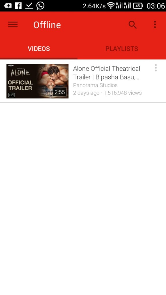 How To Watch YouTube Video Offline In Android