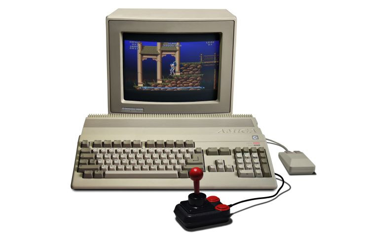 komputer amiga 500