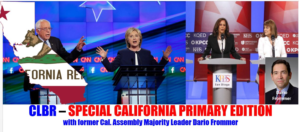 CLBR 223: Special California Primary Edition with Dario Frommer