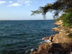 Vista de un segmento de la Bahía de Matanzas.