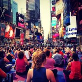 #3- Times Square — Nueva York (EEUU)