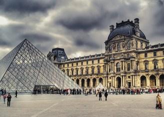 #6 - Museo del Louvre — París (Francia)