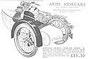 Ariel Motorcycles 1929