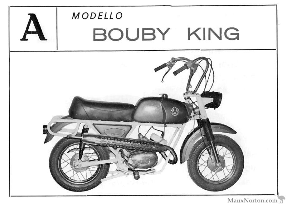 Aspes 1969 Bouby King