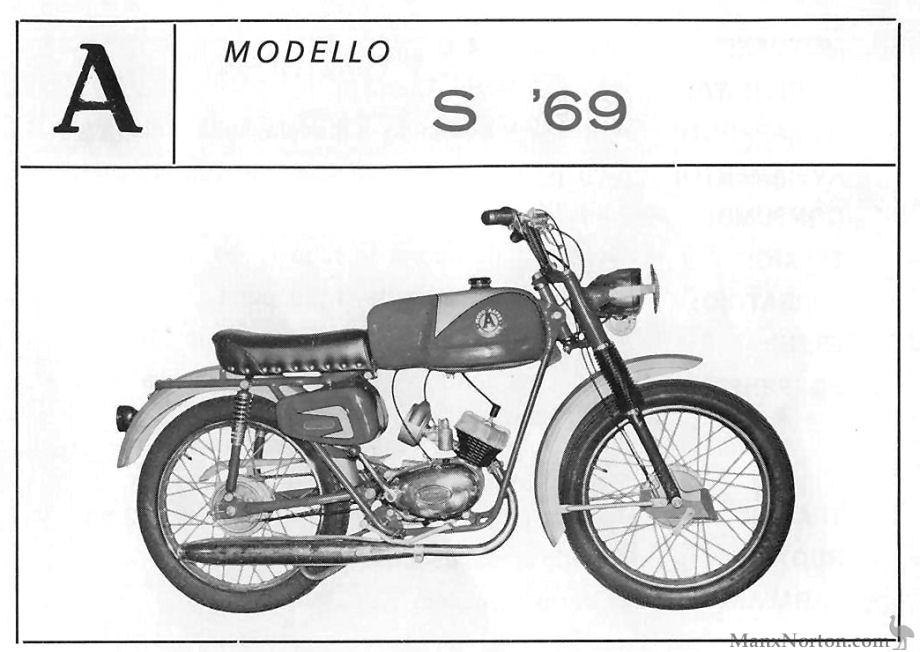 Aspes 1969 S69