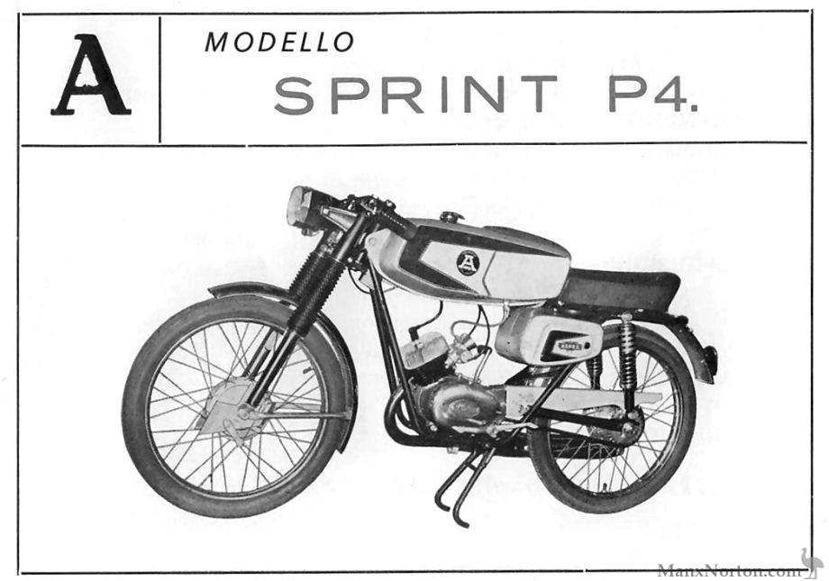 Aspes 1969 Sprint P4