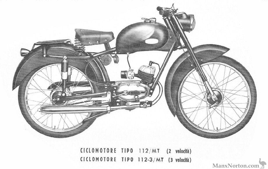 Atala 1958 Tipo 112 MT