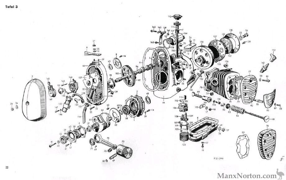 bmw motorcycle engine diagram