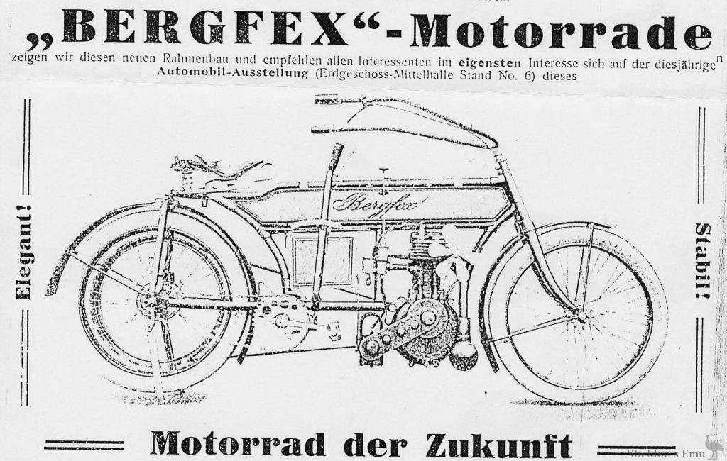 Bergfex Motorcycles