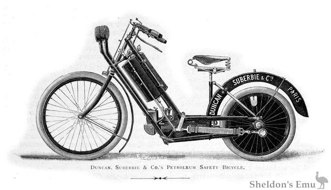 Duncan-Suberbie Motocyclettes