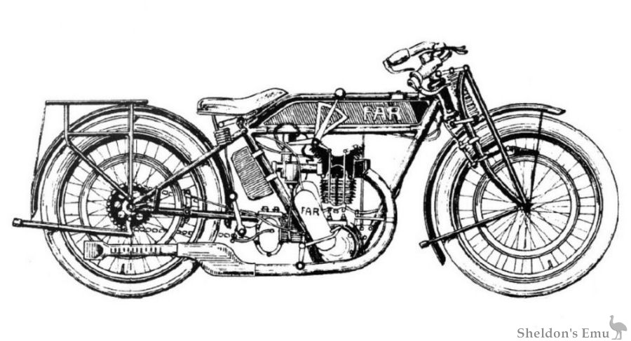 FAR 1924 350cc JAP