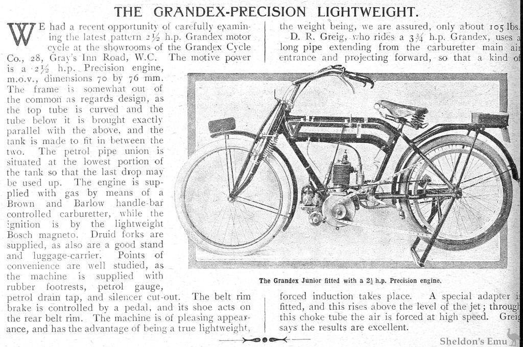 Grandex-Precision Junior 1911