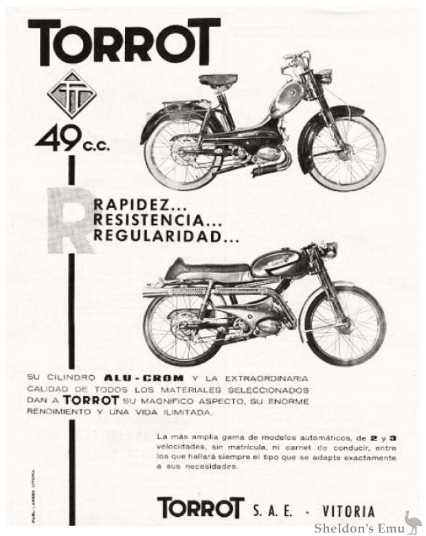 Torrot Motorcycles and Mopeds